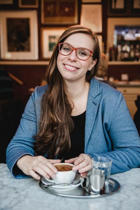 Anne Hornemann Buchung